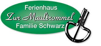 Original Schwarz Maultrommeln