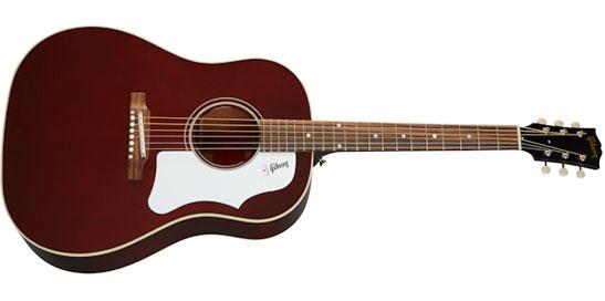 Gibson 60s J-45 Original - Wine Red
