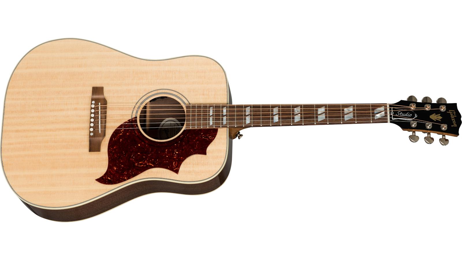 Gibson Hummingbird Studio Walnut - Antique Natural