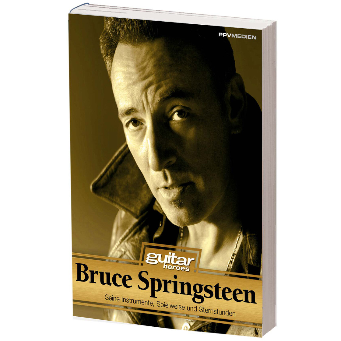 Guitar Heros Bruce Springsteen