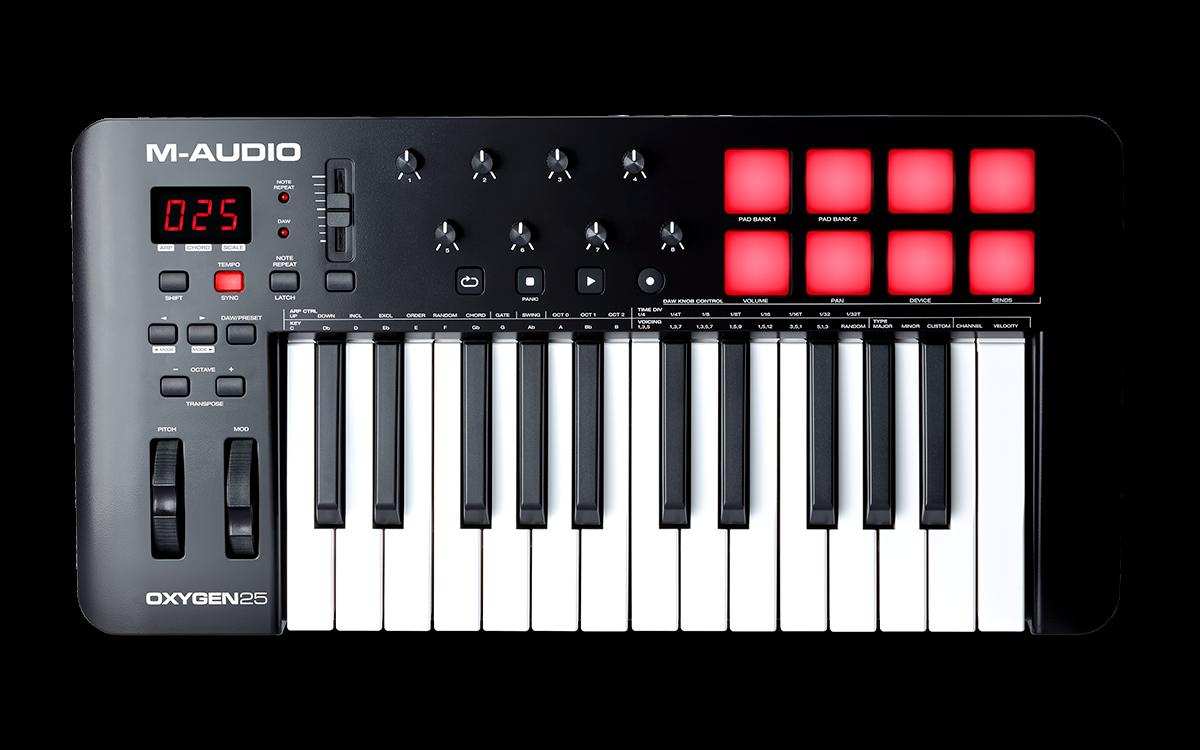 M-Audio OXYGEN 25 MK5