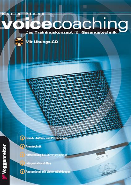 Voicecoaching incl. CD - Voggenreiter