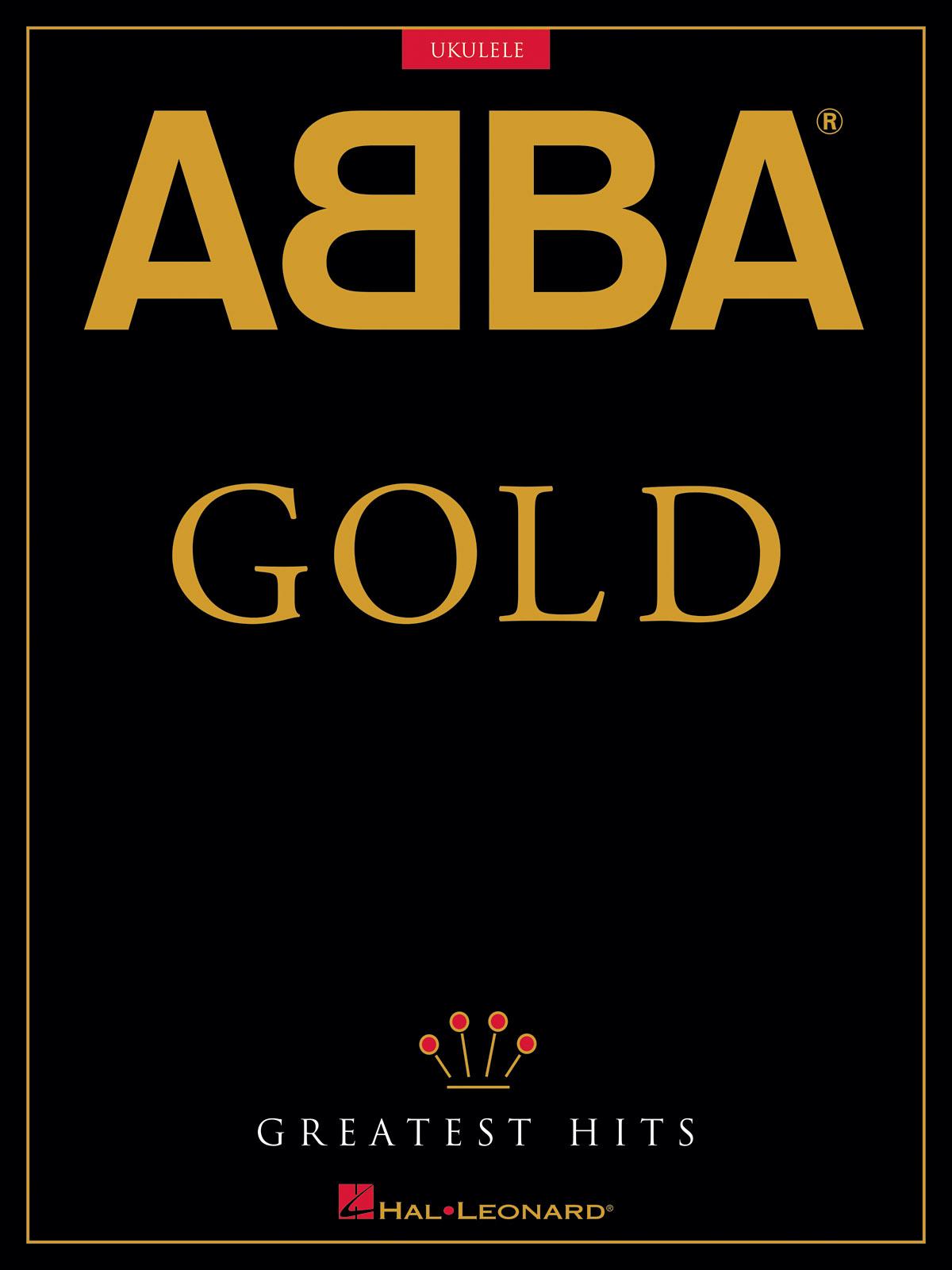 ABBA Gold - Greatest Hits für Ukulele