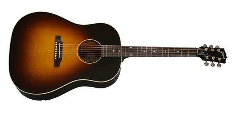 Gibson J45 SLASH November Burst