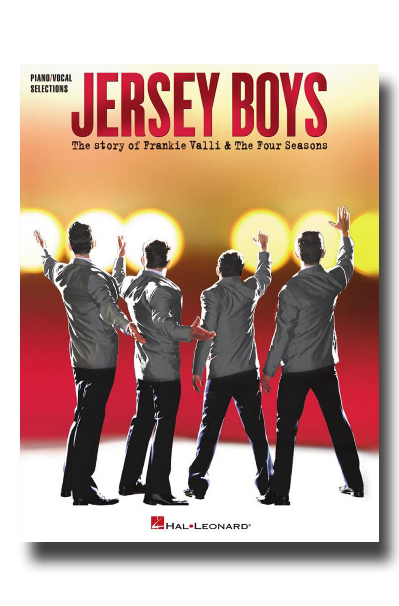Jersey Boys - VOCAL SELECTION - The Story of Frankie Valli & The Four Seasons