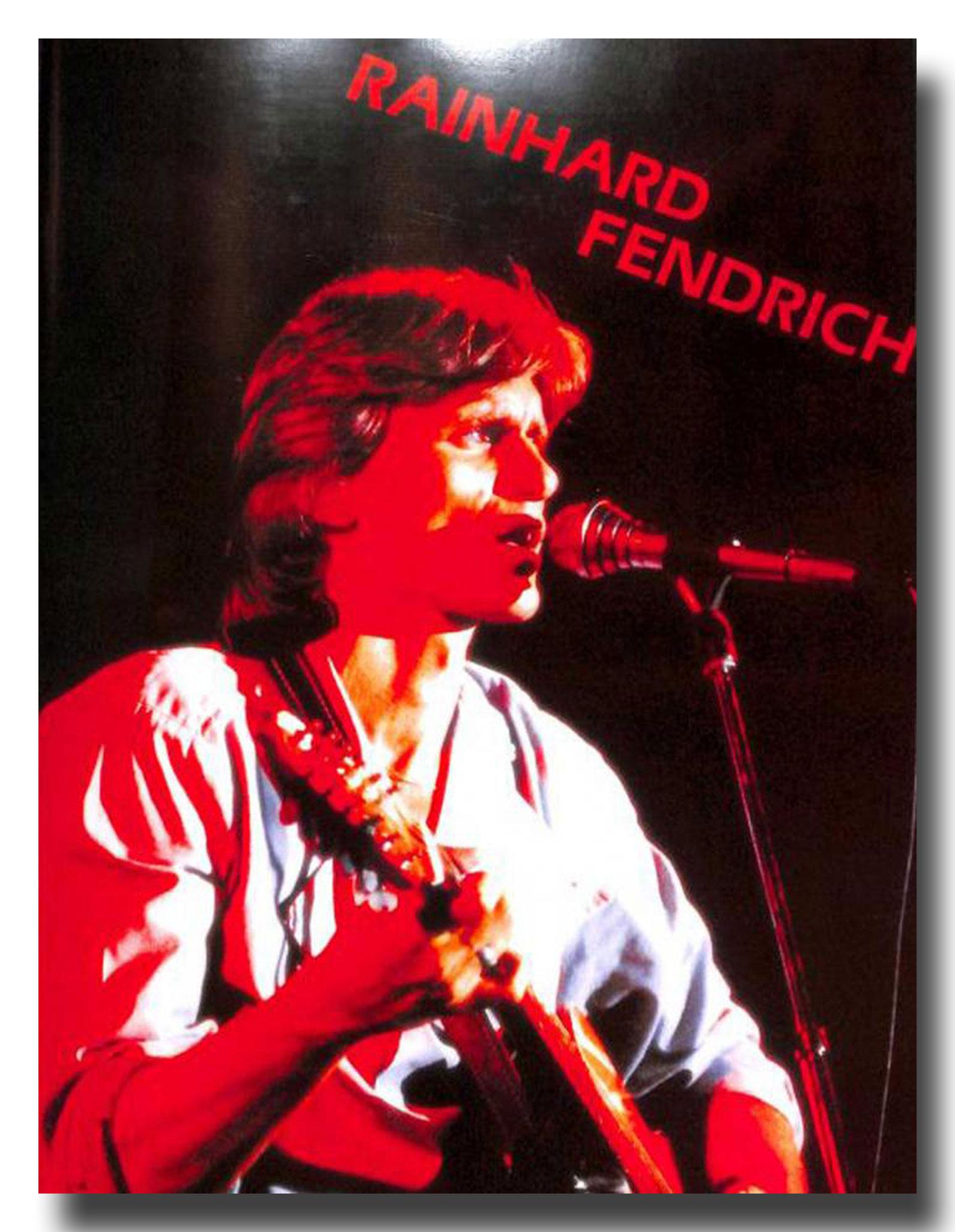 Reinhard Fendrich - Band 2