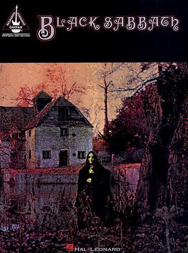 BX Hal Black Sabbath recorded Versions guitar