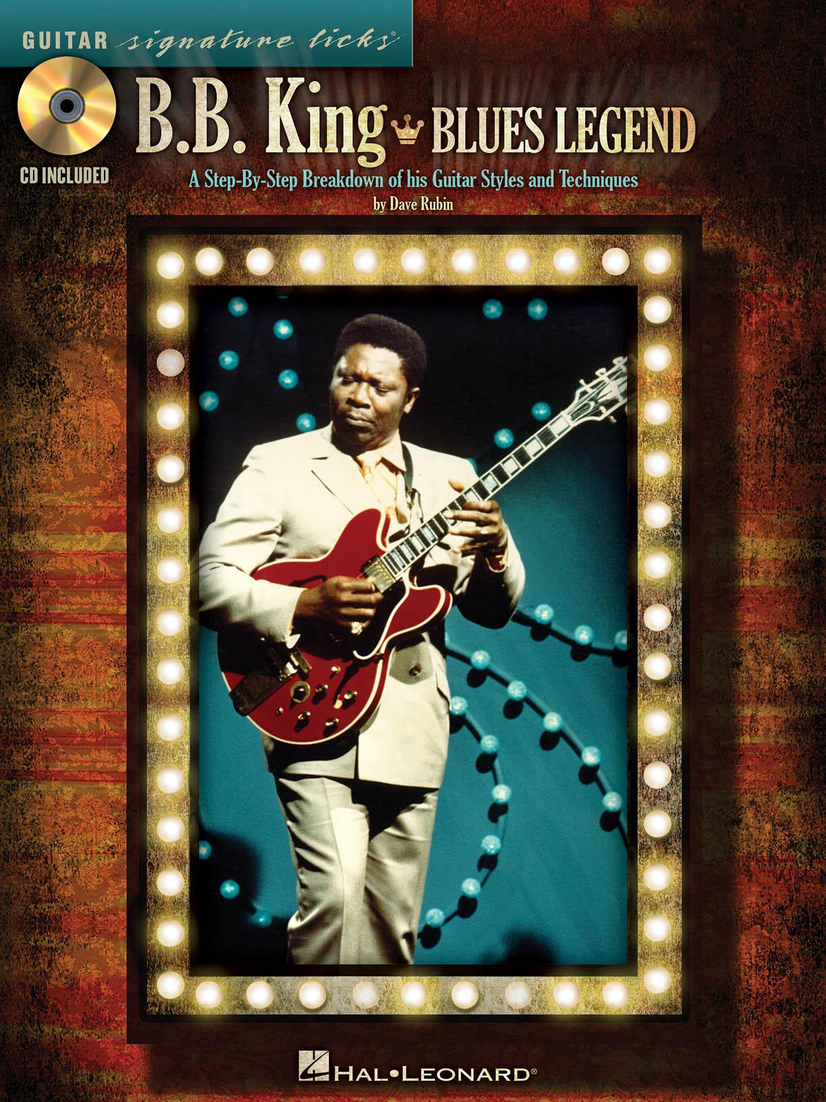 B.B. King - BLUES LEGENDA Step-by-Step