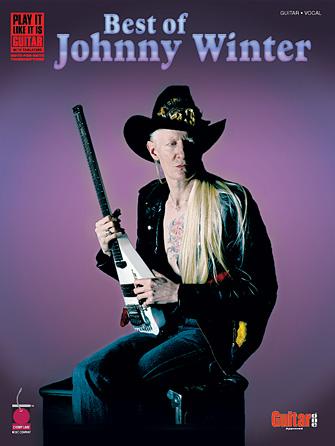 Johnny Winter- BEST OF JOHNNY WINTER