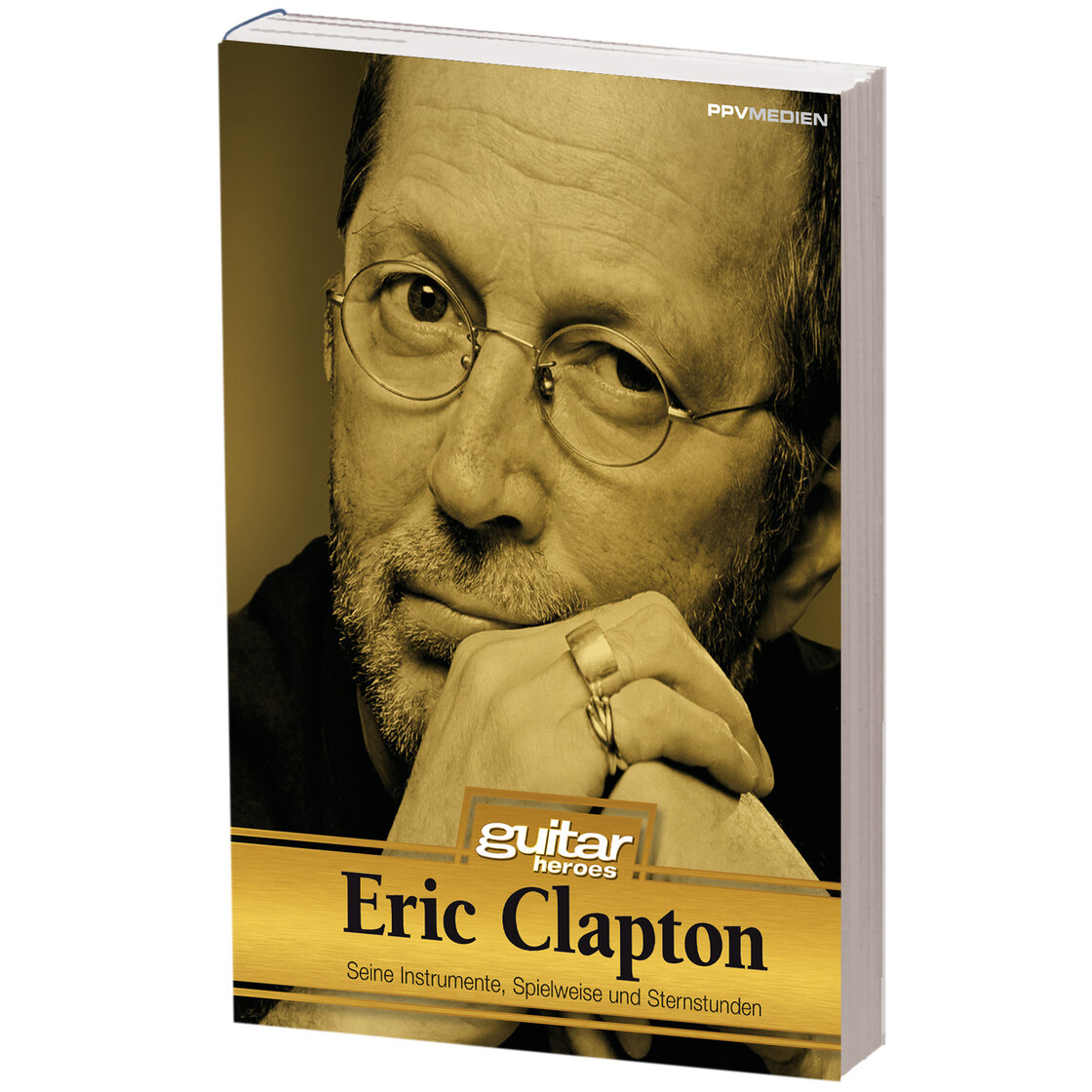 Guitar Heros Eric Clapton