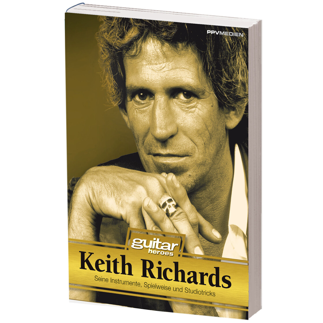 Guitar Heros Keith Richards