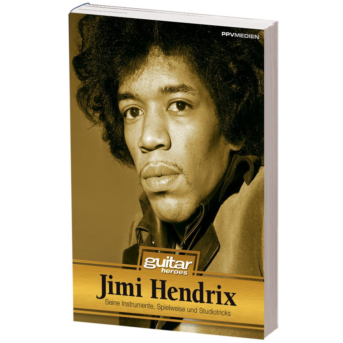 Guitar Heros Jimi Hendrix