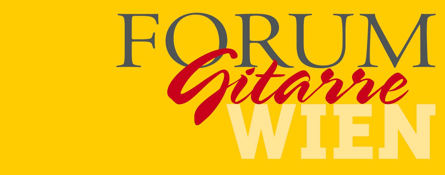 Ticket - Forum Gitarre Wien 2021 Konzertpass