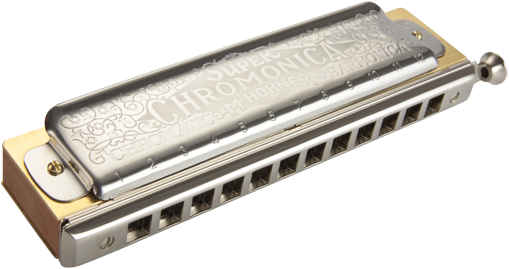 Hohner Chromonika 270/48  C-Dur