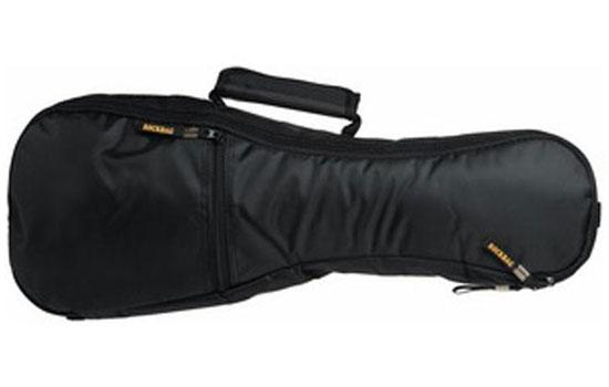 Rockbag RB-20001 B - Schwarze Tasche für Ukulele (Konzert-Größe)