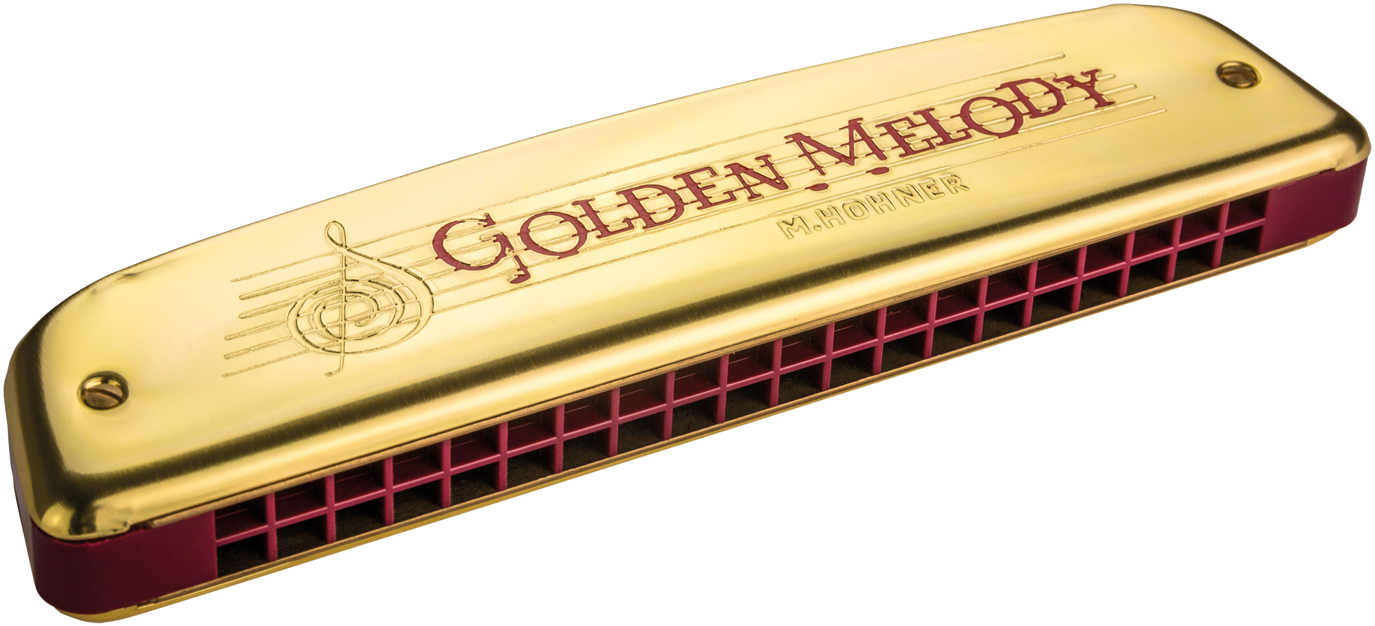 Hohner Golden Melody C-40 Tremolo
