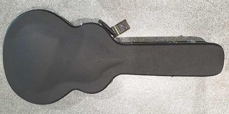 Gewa 523278 Gitarrenetui Arched Top Economy
