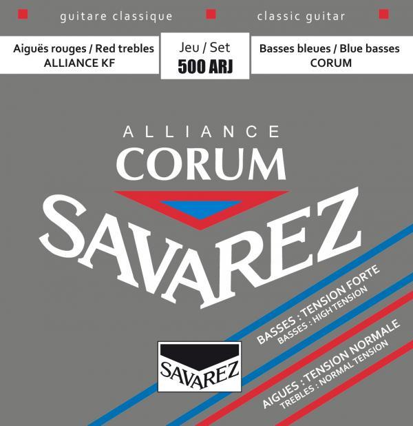 Savarez 500-ARJ Corum Saite Set Nylon