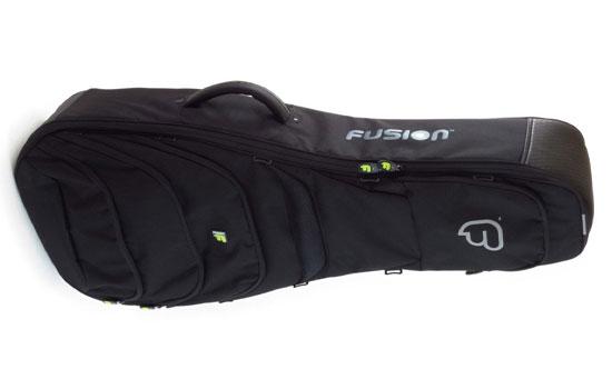 Fusion UG04 Urban - Schwarze Tasche für 4/4 Klassik Gitarre