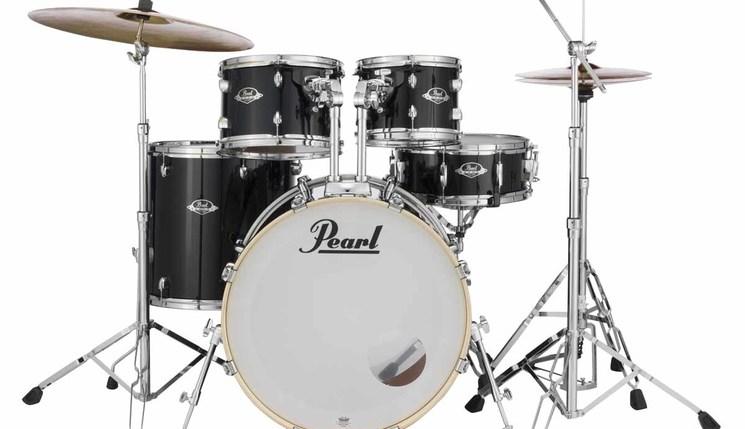 Pearl Export Studio Jet Black