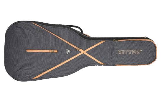 Ritter RGS7 MGB - Blaugraue Tasche für Western Gitarre