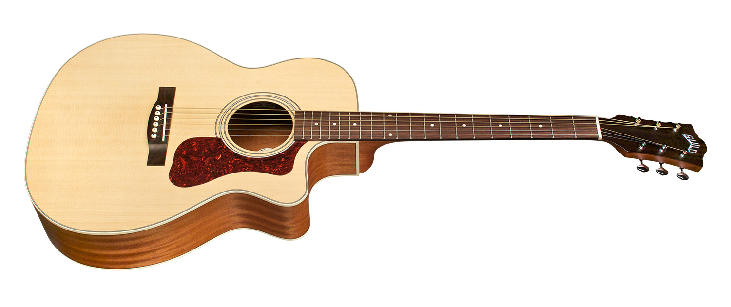 Guild OM-240-CE Westerly Collection