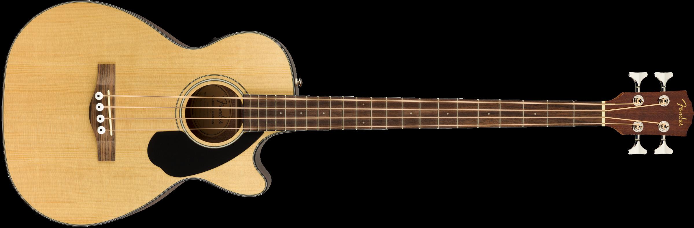 Fender CB-60SCE A-Bass NT