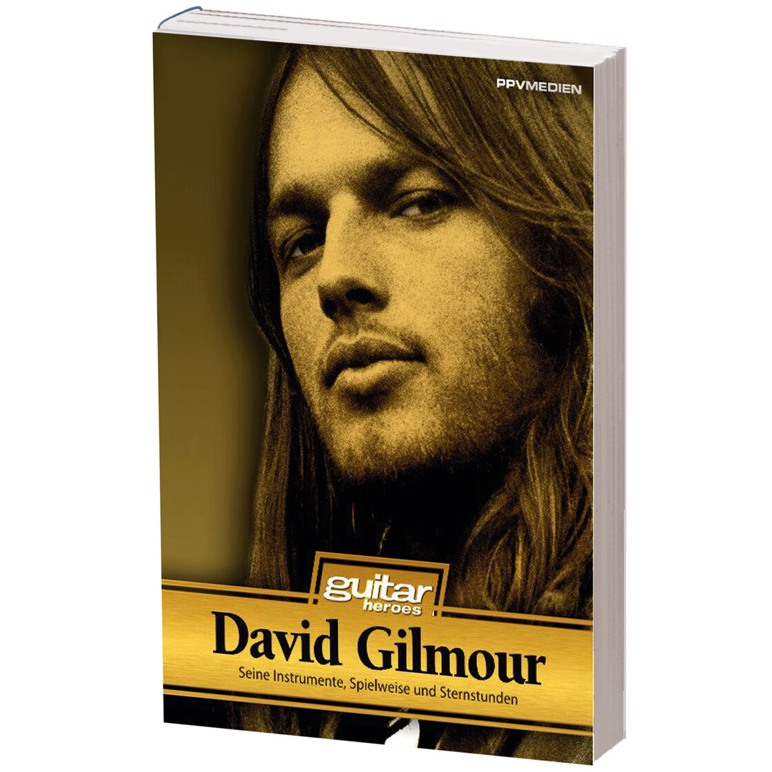 Guitar Heros David Gilmour