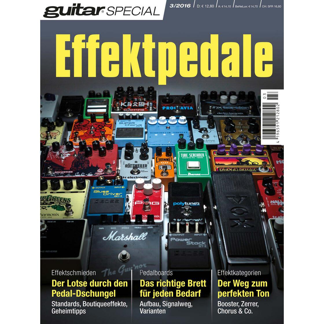 Effektpedale - Guitar Special