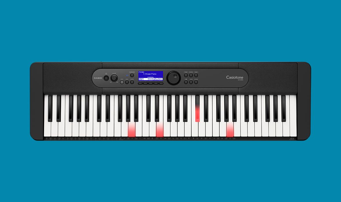 Casio LK-S450 Keyboard 61 Tasten (leuchten)