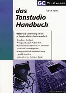Das Tonstudio-Handbuch - GC Carstensen
