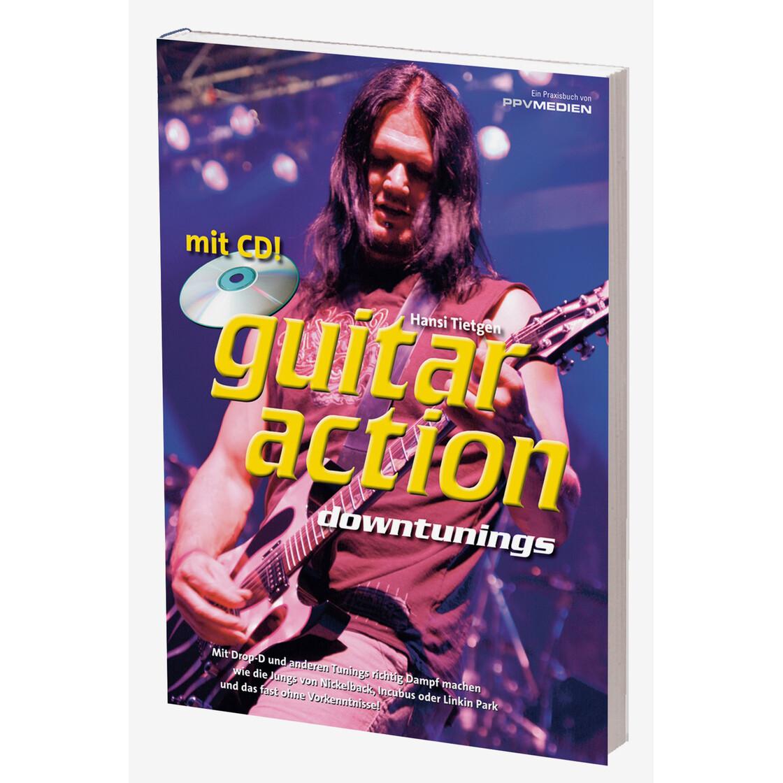 Guitar Action Downtunings - PPV Medien
