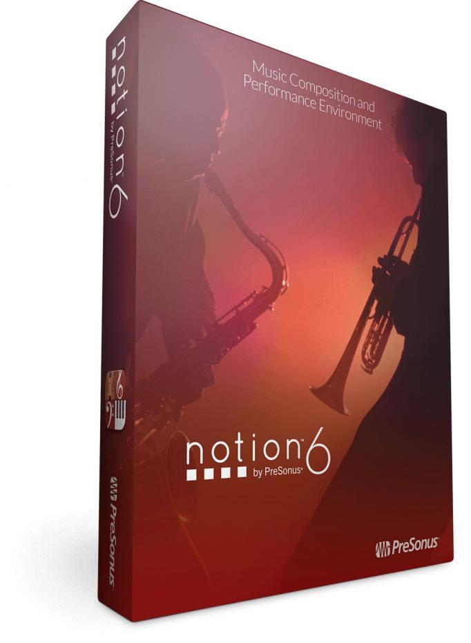 Presonus Notion Music Notion 6