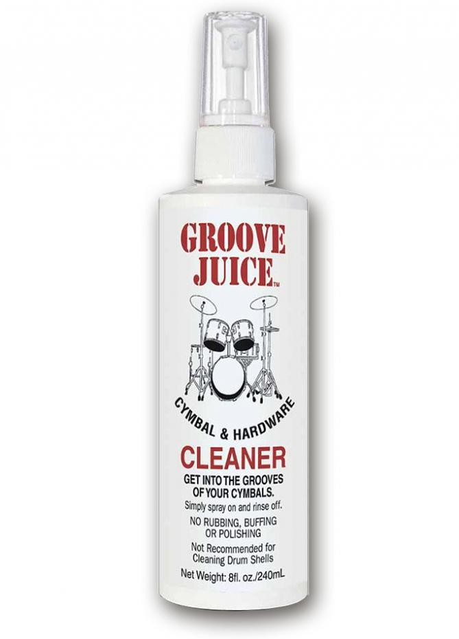 Groove Juice GJCC Beckenreiniger Cymbal Clean