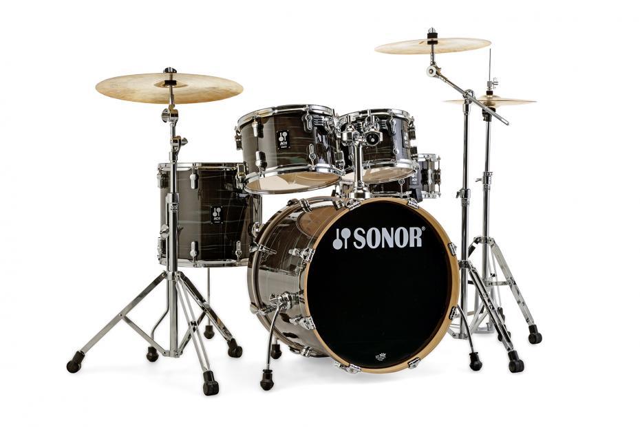 Sonor AQ1 Studio Woodgrain Black
