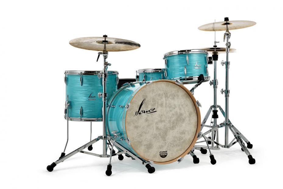 Sonor Vintage Shellset California Blue