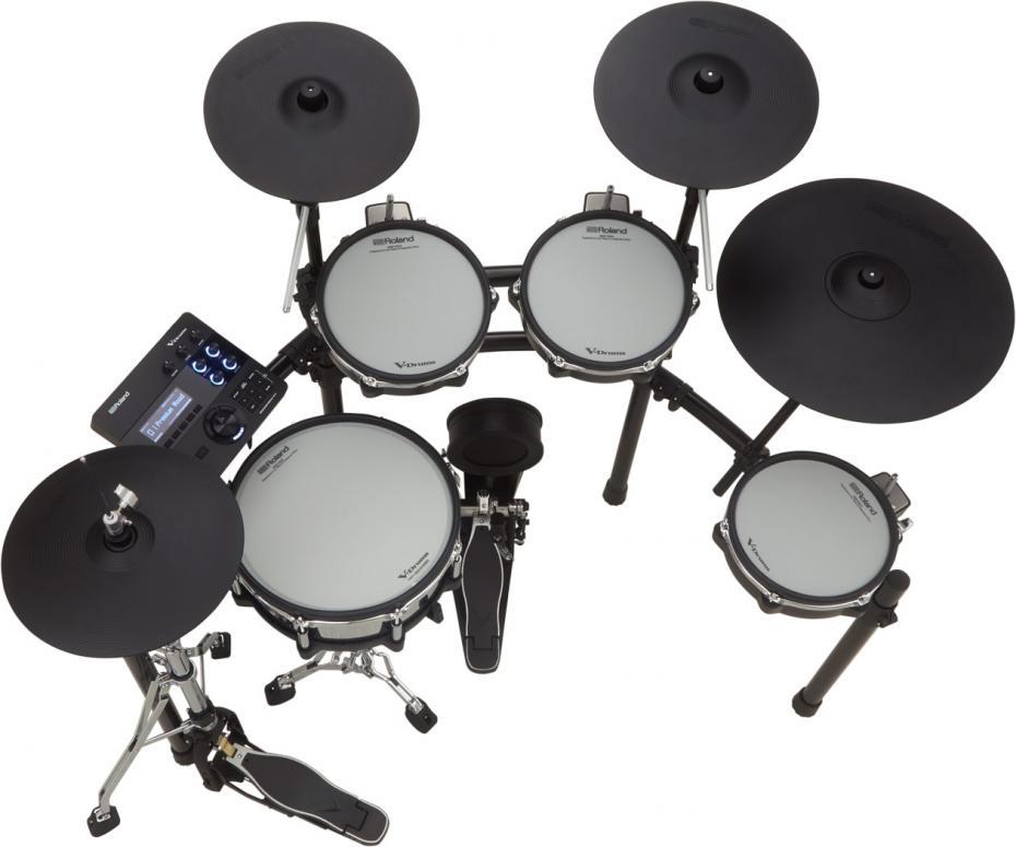 Roland TD-27KV Drumset mit Rack