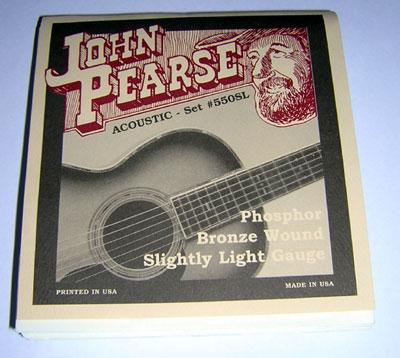 John Pearse 550SL 11-50 Set Western Phosphor