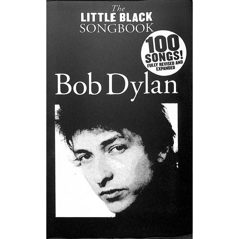 Little Black Songbook Bob Dylan