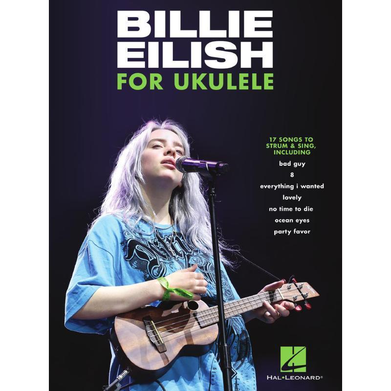 Billie Eilish - For Ukulele