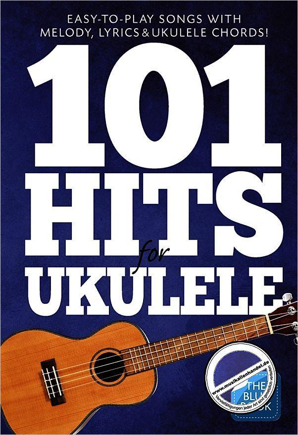 101 Hits für Ukulele