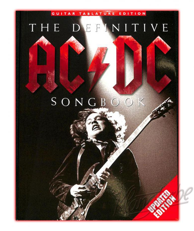 AC/DC - The definitive AC/DC Songbook