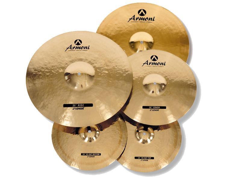 Armoni Cymbal Set AC2 Beckenset