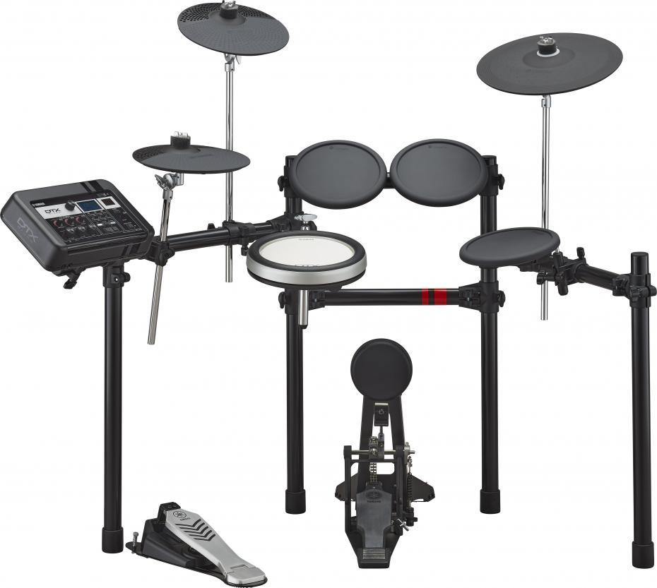 Yamaha DTX6K-X e-Drum Set mit Rack