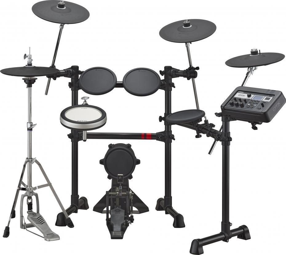 Yamaha DTX6K2-X e-Drum Set mit Rack