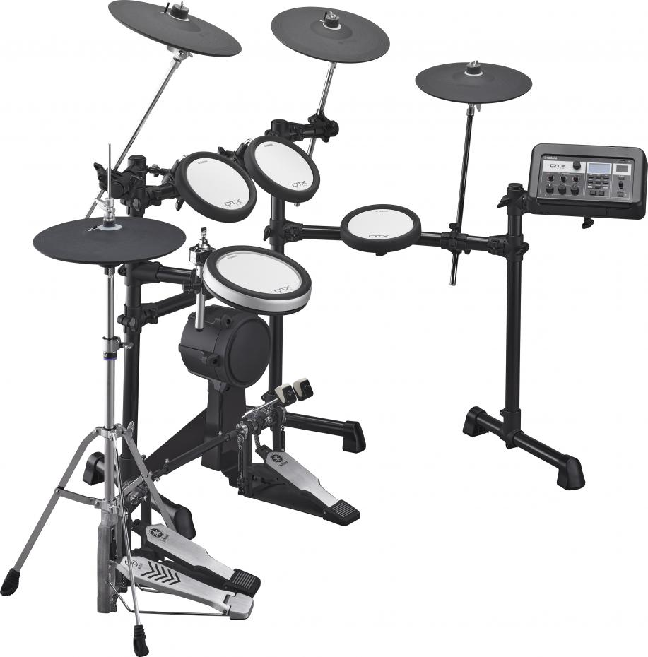 Yamaha DTX6K3-X e-Drum Set mit Rack
