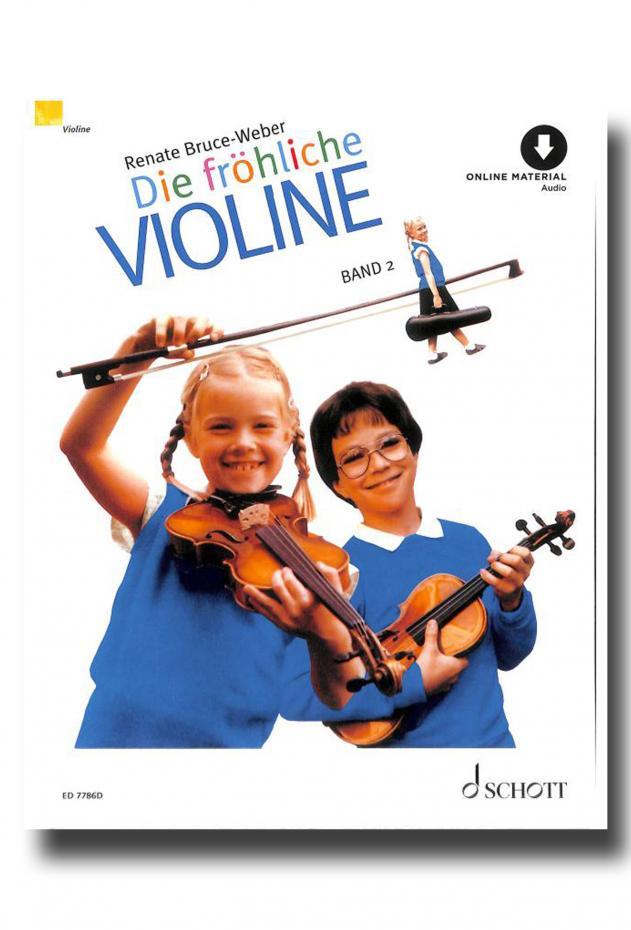 Die fröhliche Violine 2