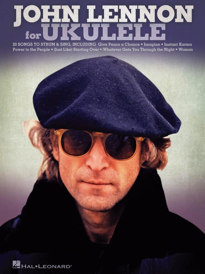 John Lennon für Ukulele