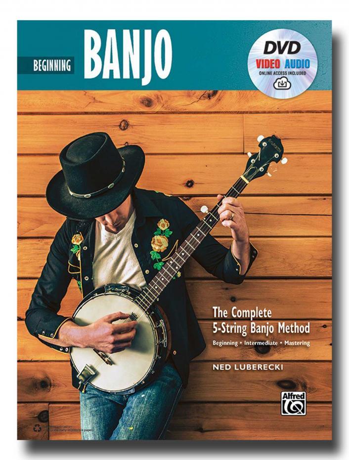 The Complete 5-String Banjo Method: Beginning Banjo