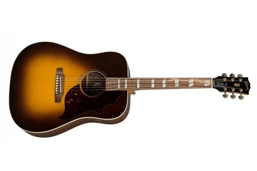 Gibson Hummingbird Studio Walnut Walnut Burst